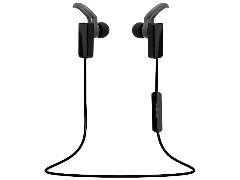 auvisio bluetooth 4 1 sport headset headset test 2018. Black Bedroom Furniture Sets. Home Design Ideas