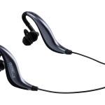 auvisio Spritzwassergeschütztes (IPX4) Bluetooth 4.1 Sport-Headset