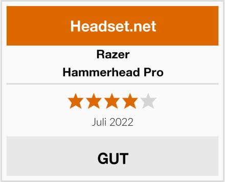 Razer Hammerhead Pro Test