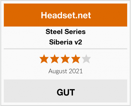 Steel Series Siberia v2 Test