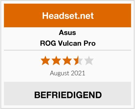 ASUS ROG Vulcan Pro Test
