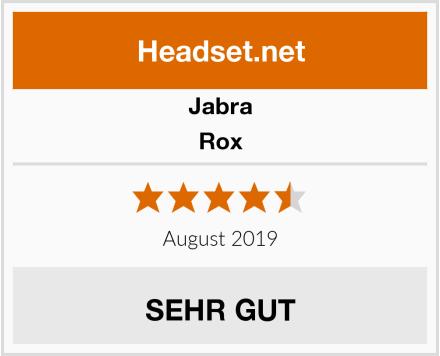 Jabra Rox Test