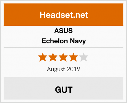 ASUS Echelon Navy Test