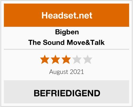 Bigben The Sound Move&Talk Test