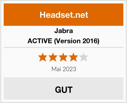 Jabra ACTIVE (Version 2016) Test
