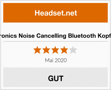 No-Name TaoTronics Noise Cancelling Bluetooth Kopfhörer Test