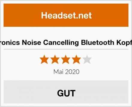 TaoTronics Noise Cancelling Bluetooth Kopfhörer Test