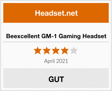 Beexcellent GM-1 Gaming Headset Test