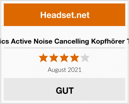 Tao Tronics Active Noise Cancelling Kopfhörer TT-BH047 Test