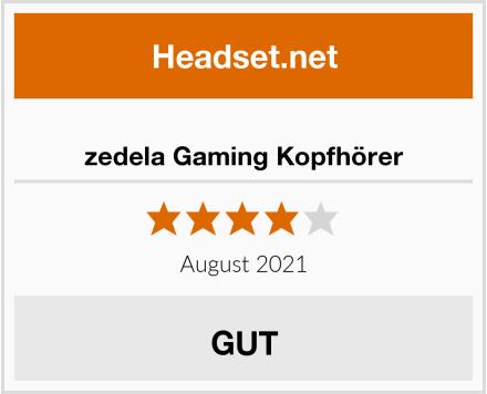 zedela Gaming Kopfhörer Test
