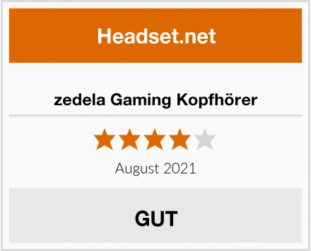 No-Name zedela Gaming Kopfhörer Test