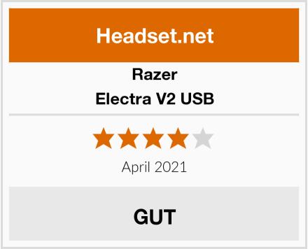 Razer Electra V2 USB Test