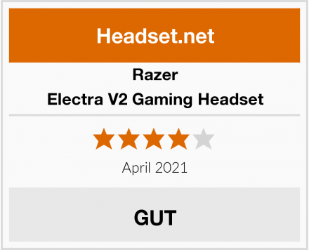 Razer Electra V2 Gaming Headset Test
