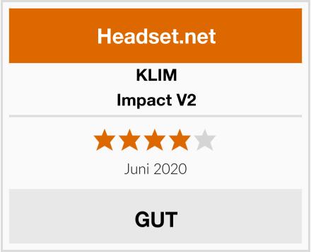 KLIM Impact V2 Test
