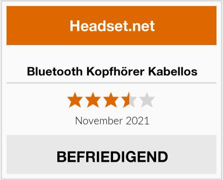 No Name Bluetooth Kopfhörer Kabellos Test