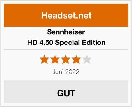 Sennheiser HD 4.50 Special Edition Test