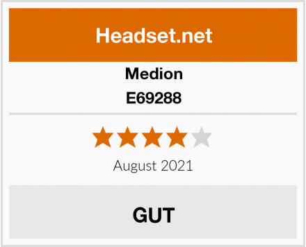 Medion E69288 Test