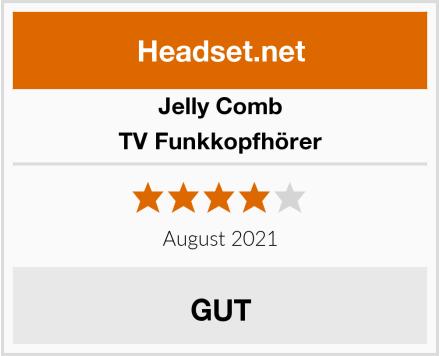 Jelly Comb TV Funkkopfhörer Test