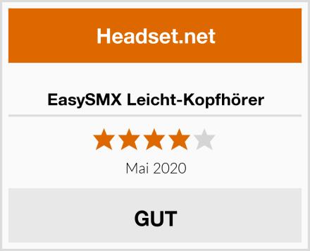 EasySMX Leicht-Kopfhörer Test