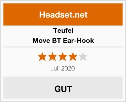 Teufel Move BT Ear-Hook Test