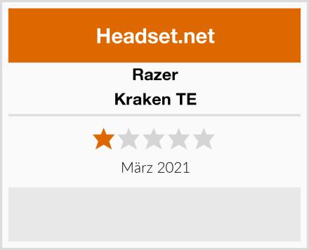 Razer Kraken TE Test