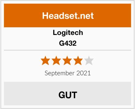 Logitech G432 Test