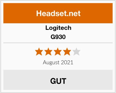 Logitech G930 Test