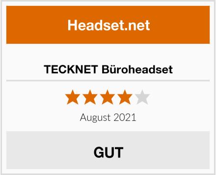 TECKNET Büroheadset Test