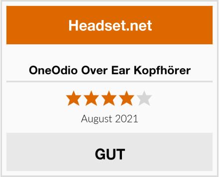 OneOdio Over Ear Kopfhörer Test