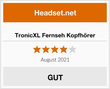 TronicXL Fernseh Kopfhörer Test