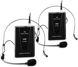Funkmikrofon Headsets