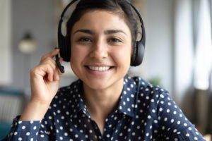 Headset richtig aufsetzen – darauf ist zu achten