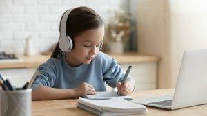 Kinder fürs Homeschooling ausrüsten