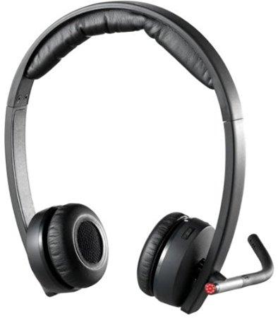 Logitech Logitech Wireless Headset Dual H820e schwarz