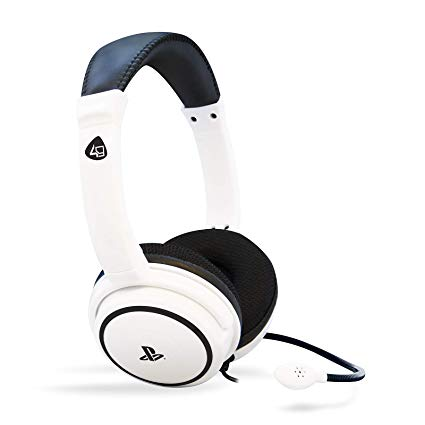 No-Name 4Gamers PS4 Stereo Gaming Headset 40