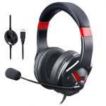 No-Name AmazonBasics - Gaming-Headset