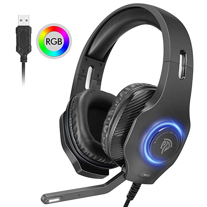 EasySMX USB Gaming Headset