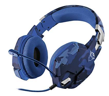 No Name GXT 322B Gaming Headset/Kopfhörer