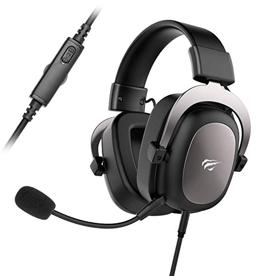 No Name HAVIT PS4 Headset Stereo PC Gaming Headset