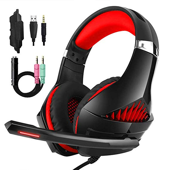 No-Name Laxus Gaming Headset
