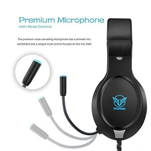 No-Name MASACEGON Gaming-Headset