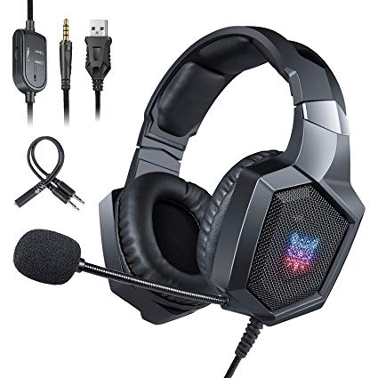 ONIKUMA Gaming-Headset K1-K