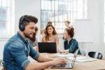 Warum ist das Noise Cancelling im Büroalltag wichtig?