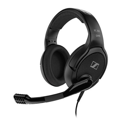 sennheiser pc 360 g4me headset test 2017 alle details. Black Bedroom Furniture Sets. Home Design Ideas