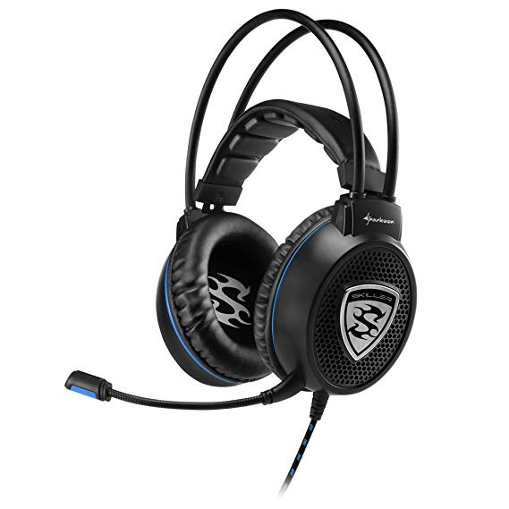 Sharkoon Skiller SGH1 Stereo Gaming Headset