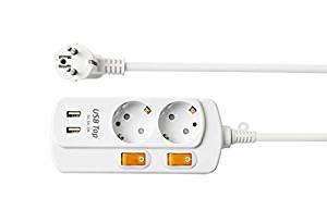 Steckdosenleisten mit USB
