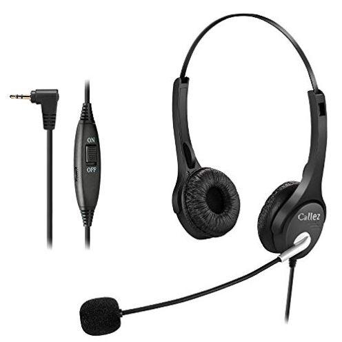 Callez Headset Dual W402D2-DE