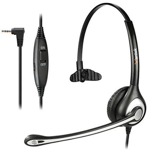 Wantek Headset Mono 600J25