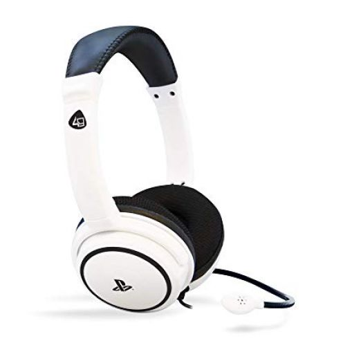4Gamers PS4 Stereo Gaming Headset 40