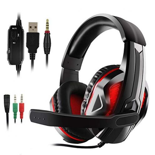 JAMSWALL Gaming Headset